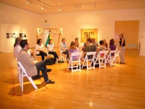 Art History gathering 9-09-09 004
